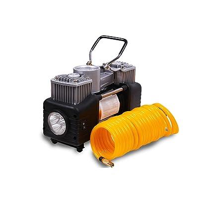 Compresor De Aire, Bomba Aire Neumático WCYTIRES, Inflador Neumático Digital 150 PSI 12V Con
