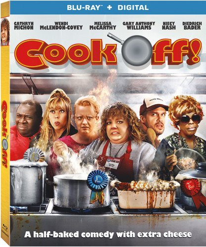 Blu-ray : Cook Off (Digital Theater System, Widescreen, AC-3, )