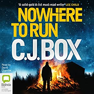Nowhere to Run Audiobook