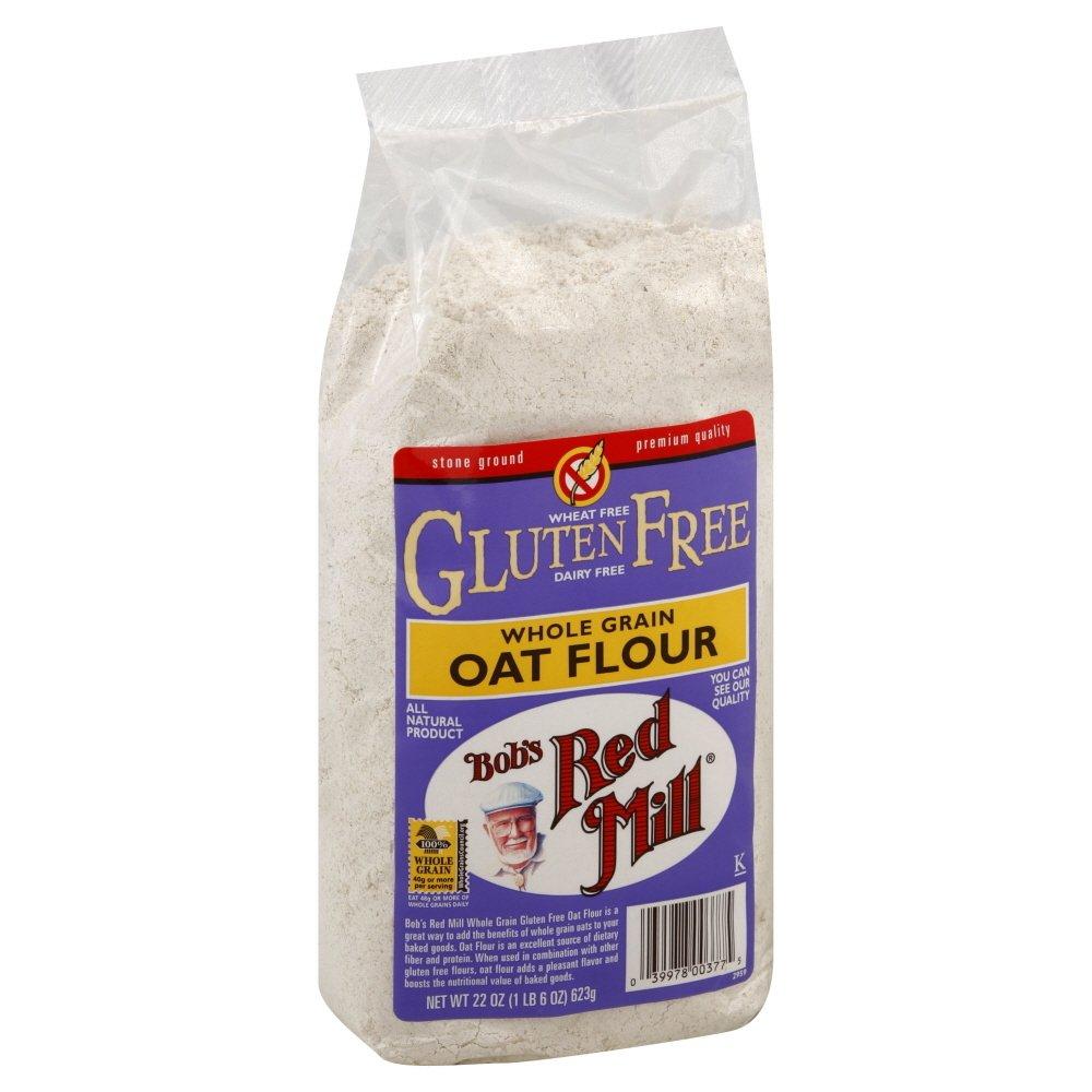 Flour Gf Oat Whl (Pack of 4)