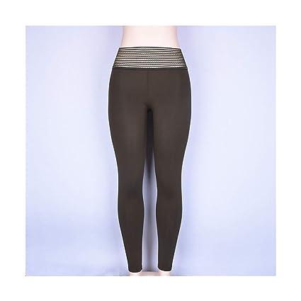 Amazon.com: Leggins sexy deportivos para mujer, para yoga ...
