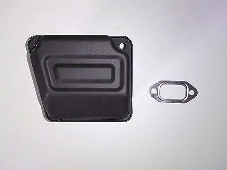 Replaces OEM # 1121-140-0604 & 1121-140-0606 Ineedtech Exhaust ...