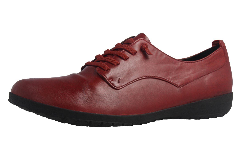 SEIBEL 79711971/460 460 - Zapatos de cordones para mujer 46|Rojo