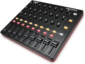 Akai Professional MIDIMIX - Mezclador controlador MIDI USB para ...