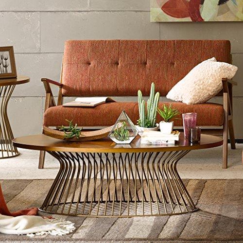 Bronze Coffee Table (Coffee Table Mercer/Bronze)