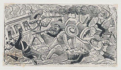 Mexican Revolution Poster (Art Print