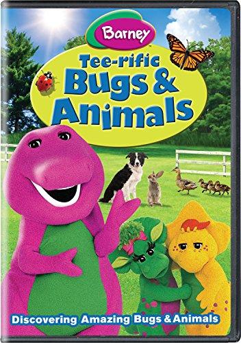 Barney: Tee-rific Bugs & Animals from Universal Studios
