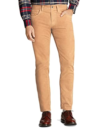 best supplier top-rated quality shop for newest Brooks Brothers Red Fleece Men's Garment Dyed Corduroy Pants ...