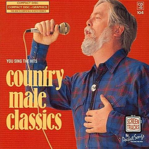 Country Male Classics (Karaoke) - Pocket Songs Karaoke