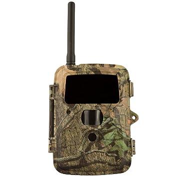 Amazon.com : Covert Code Black Wireless Game Camera Mossy Oak ...