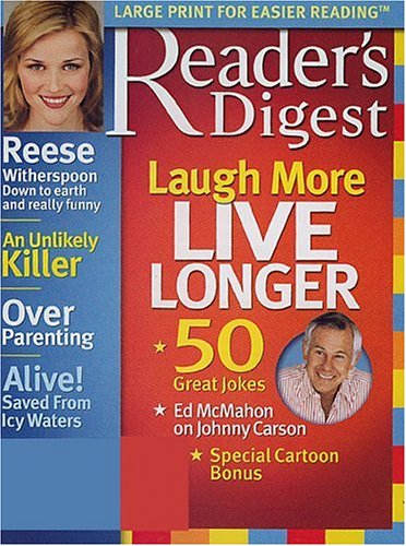Reader's Digest Large Print: Amazon.com: Magazines