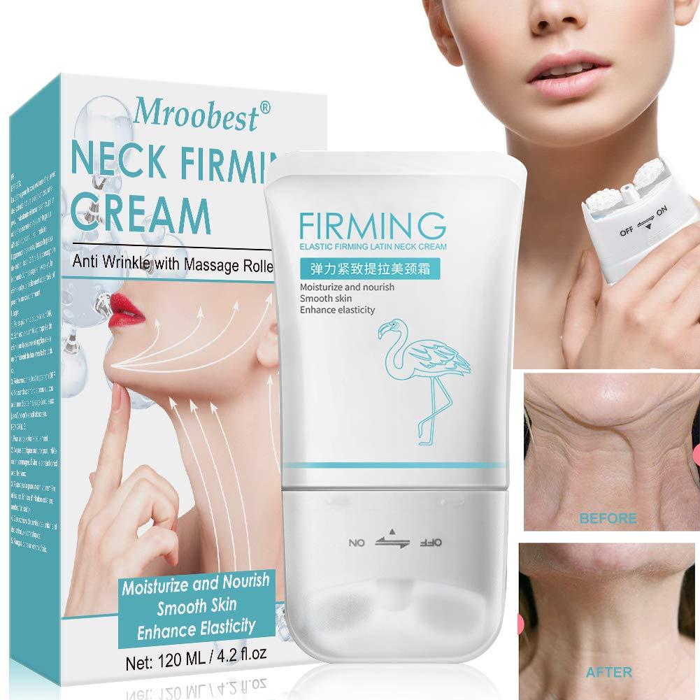 Neck Firming Cream, Neck Tightening Cream, Anti Aging & Wrinkle Neck Cream, Skin Tightening, Helps Double Chin, Turkey Neck Tightener, Repair Crepe Skin
