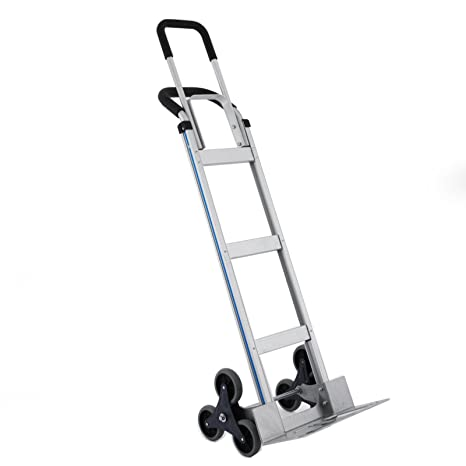 Amazon.com: smarketbuy 550 lb, aluminio, escaleras ...