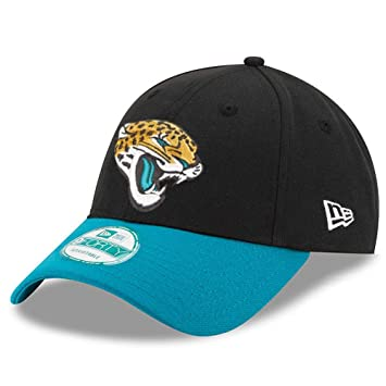 8d41c9f337b947 Jacksonville Jaguars NFL 9FORTY New Era Adjustable Cap: Amazon.co.uk ...