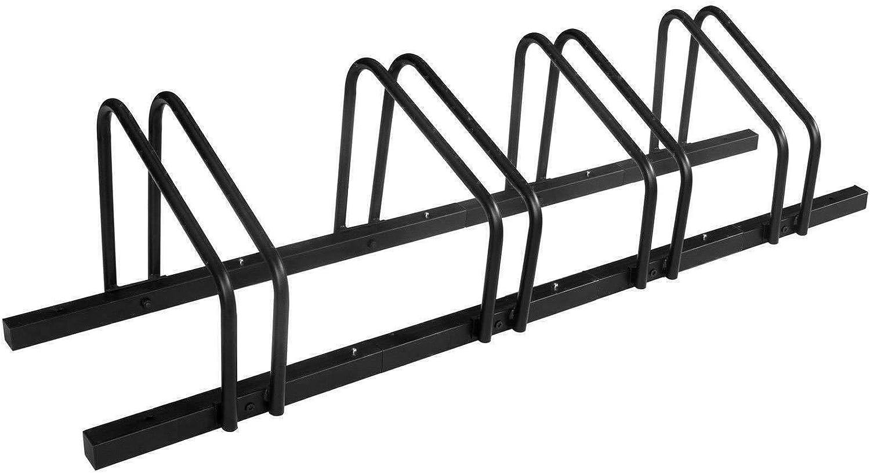 Amazon Com Cyclingdeal 1 4 Bike Floor Parking Rack Storage Stand