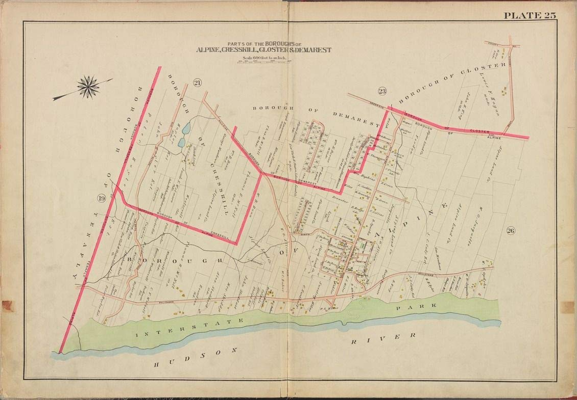 Reprinted 18 x 24 1912 Map of Philadelphia, Pa. A new and correct North America with the West India Islands divided according to the last treaty of peace, concluded at Paris, 10th Feby. 1763 ; 0 0 39a