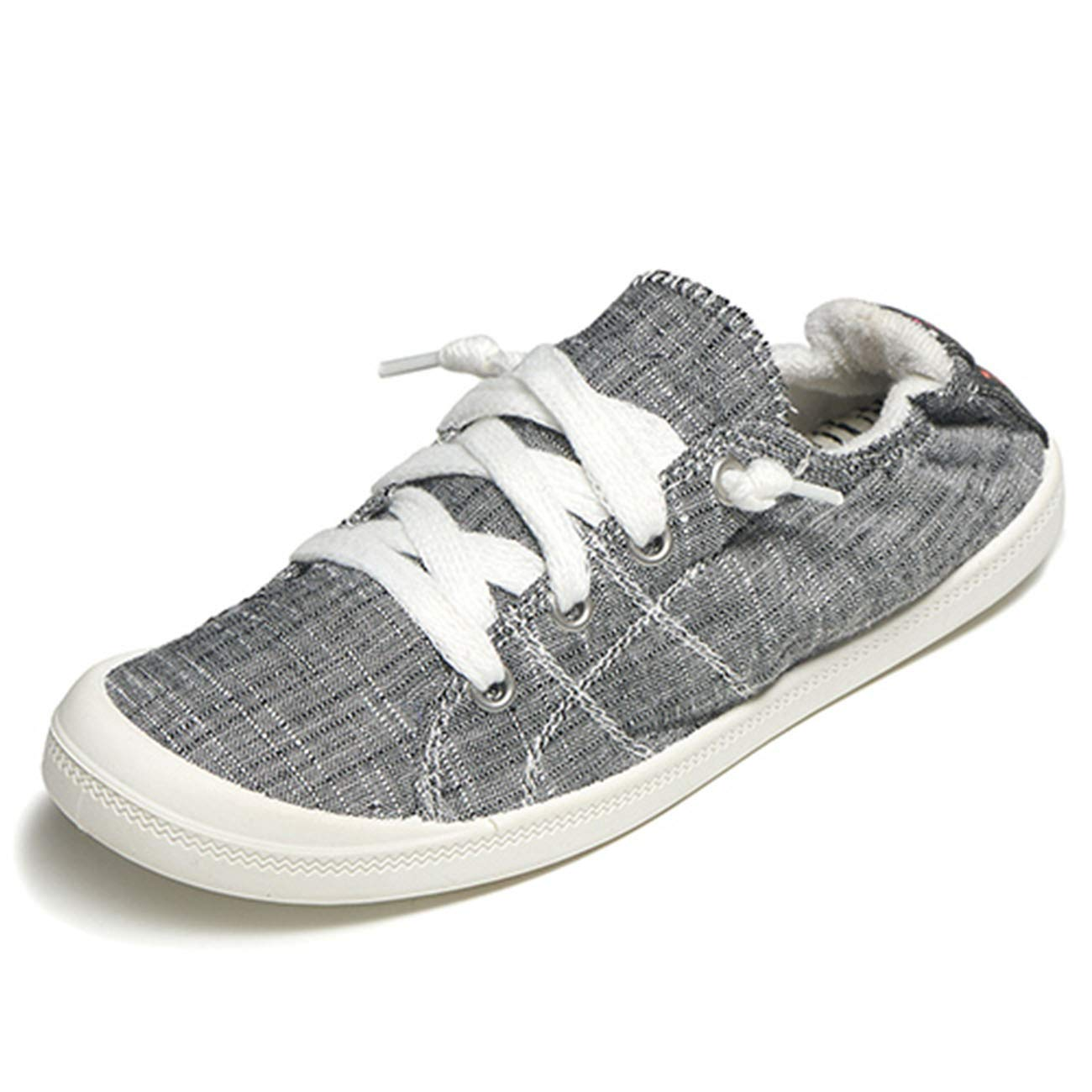 Comfy Canvas Loafers