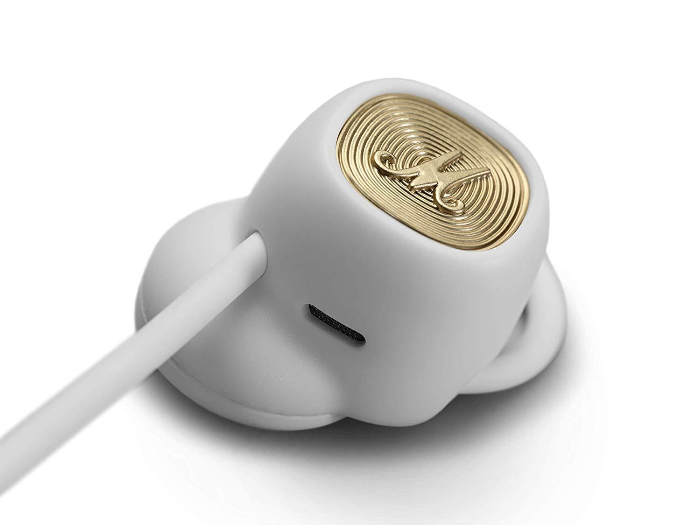Marshall Minor II Bluetooth - Auriculares Bluetooth, Color Blanco: Amazon.es: Electrónica