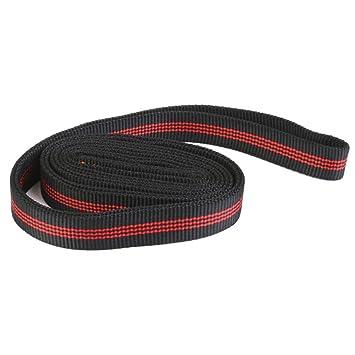 83e21fa13a Amazon | 登山用 スリング 攀岩 装備 アウトドア 保護帯 耐力 テープ ...