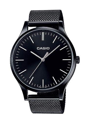 25b3373600ce9 Casio Collection Unisex Adults Watch LTP-E140B-1AEF: Amazon.co.uk ...