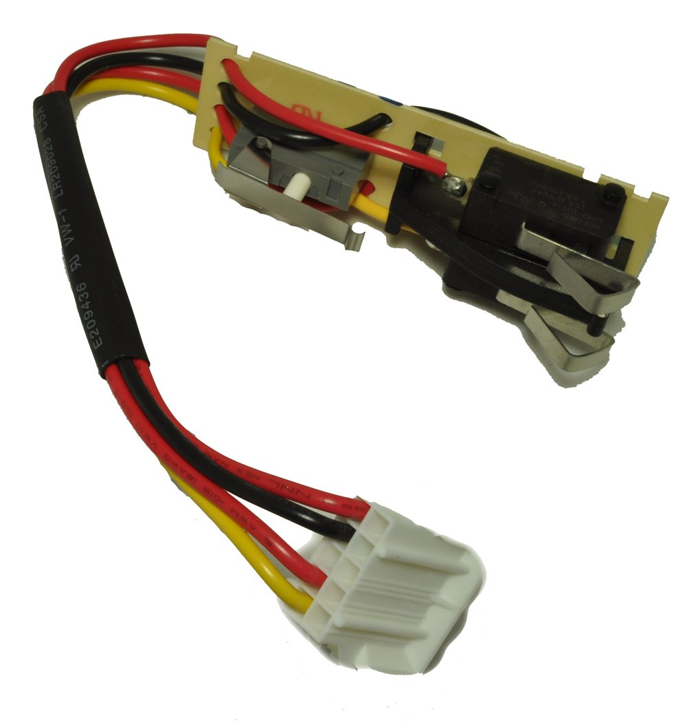 Hoover Savvy Upright Vacuum Cleaner Switch