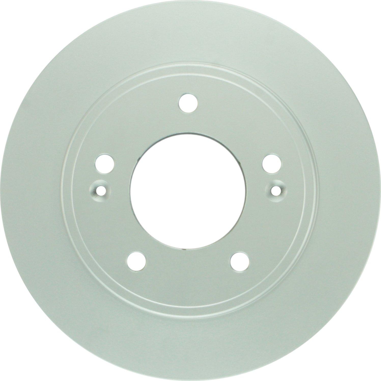 Bosch 28011552 QuietCast Premium Disc Brake Rotor, Rear
