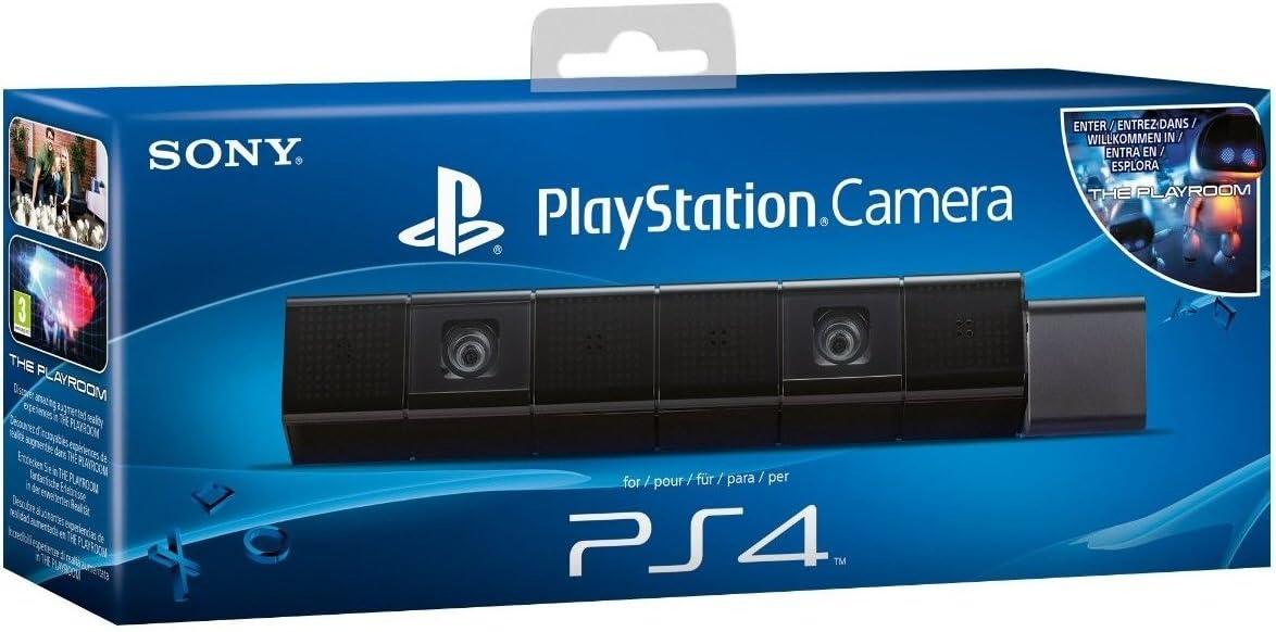 Sony PlayStation Camera - Accesorios y piezas de videoconsolas (Sony PlayStation, Negro, PS4, Alámbrico, 186 mm, 27 mm): Amazon.es: Videojuegos