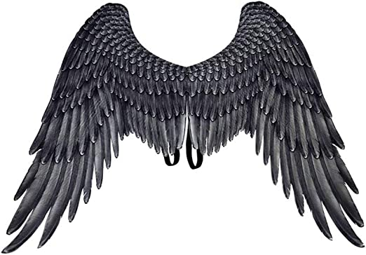 Unisex 3D alas del ángel del Traje de Halloween de Accesorios ...