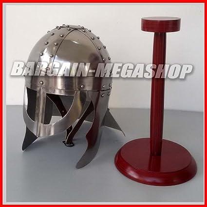 Disfraces de Halloween, disfraz de Halloween Ideas, casco de Vikingo medieval