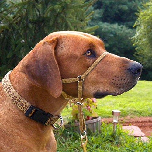 Comfort Trainer Dog Head Halter size 3 black color
