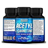 Acetyl L-Carnitine 500mg | Strong Acetyl-Carnitine Tablets | Powerful Nootropics | 120 Powerful Energy Boosting Capsules | FULL 4 Month Supply | Improve Athletic Performance | Enhance Cognitive Function | Safe And Effective | Best Selling L-Carnitine Pills | Manufactured In The UK!