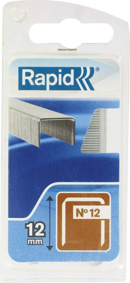 Graffette decorative e finitura N/°12 diametro 6 mm confezione da 5000 Rapid