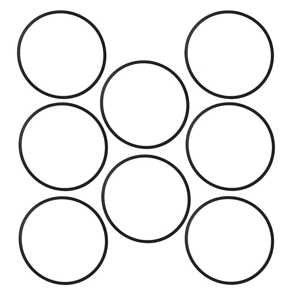 Panari (Pack of 8) Float Bowl Gasket for Briggs and Stratton 693981 280492
