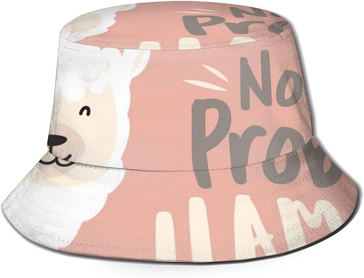 Cute Llama Bucket Hat...