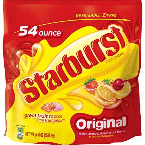 Starburst Original Big Bag 54 (How Many Starburst In A Bag)