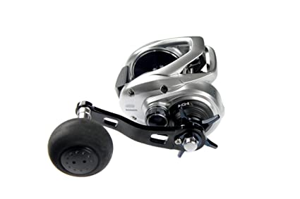 d28bbda1d9d Shimano Tranx Baitcasting Reel w/ Jigging World Power Handle (TRX300A (RH))