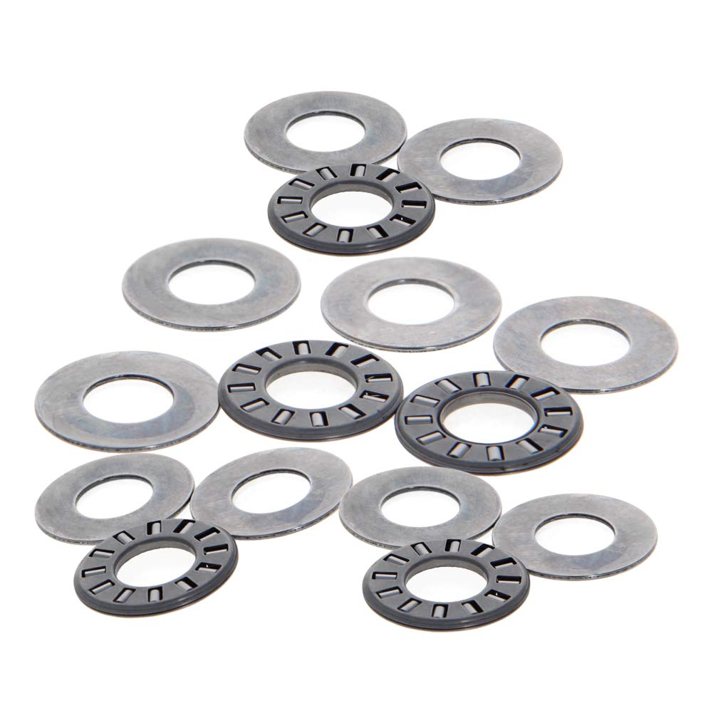 Othmro Thrust Needle Roller Bearing TC1625 1x1-9//16x5//64 1PCS,Cage Thrust Assembly with High Dynamic Loads