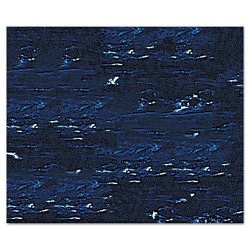 Crown Cushion-Step Rubber Surface Mat, Sponge Foam, 24 x 36, Marbleized Black - one floor mat.