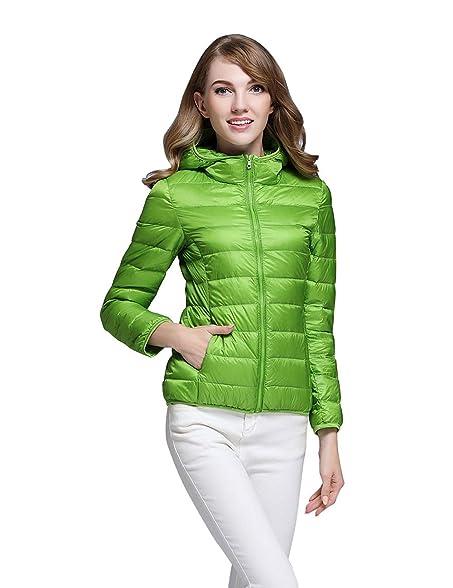 ADAMARIS Coats for Women Winter Sale Hooded Packable Ultra Light ...