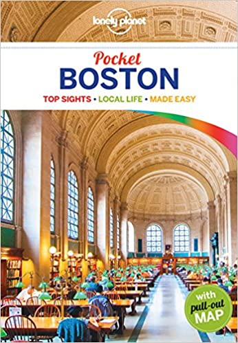 3rd Edition Lonely Planet Pocket Boston 3rd Ed.