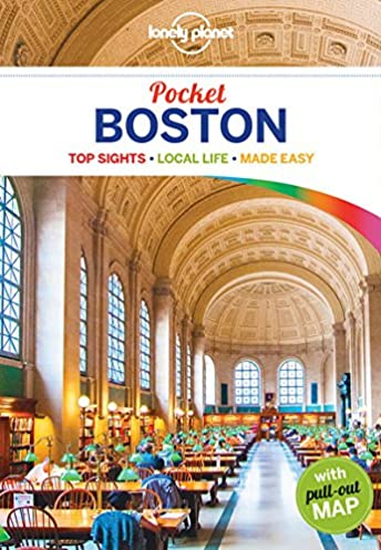 lonely planet pocket boston travel guide lonely planet gregor rh amazon com Book Tour Washington DC at Night
