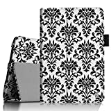 Fintie Premium PU Leather Case Cover for 7 Inch Tablet inclu. Dragon Touch Y88X Plus 7, Alldaymall A88X 7, NeuTab N7S Pro 7 / N7 Pro 7, NPOLE Tablet 7 (Compatible List in Description), Versailles