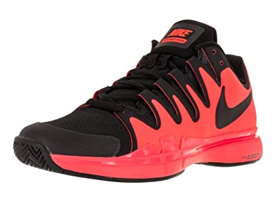 NIKE Men's Zoom Vapor 9.5 Tour (Winter 2017 Colors) (10, Lava Glow