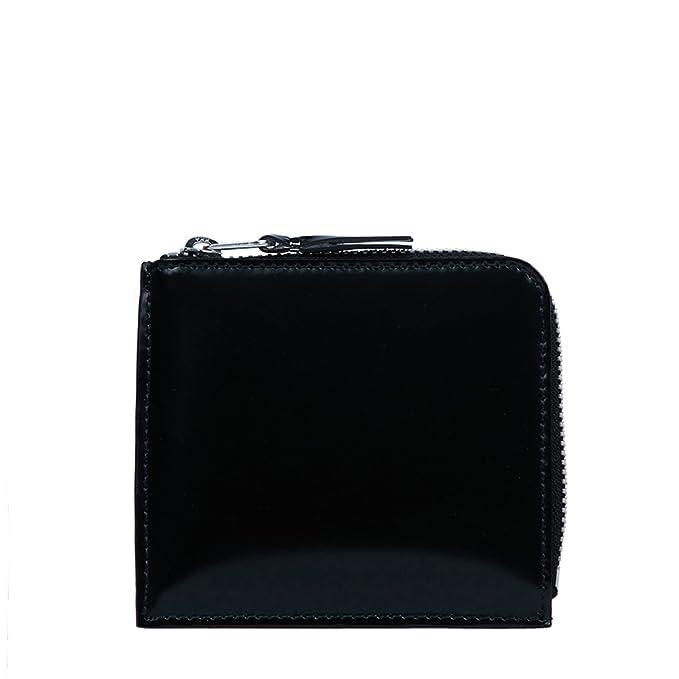 d913411b0a58 Comme des Garcons Mirror Inside Half Zip Wallet SA3100MI Silver  Amazon.ca   Clothing   Accessories