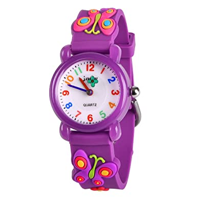 Birthday Gifts For 4 10 Year Old Girls Mico Girl Watch Toys 3 Gift Present Amazoncouk Clothing