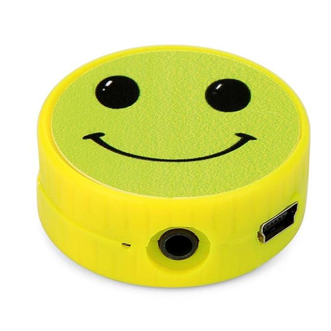 whillows 2017 Emoji Mini deporte reproductor de mp3 micro sd ...