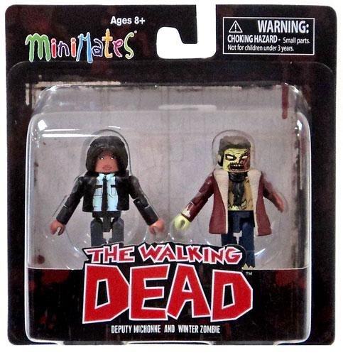 Minimates Minifigure Michonne Diamond Select