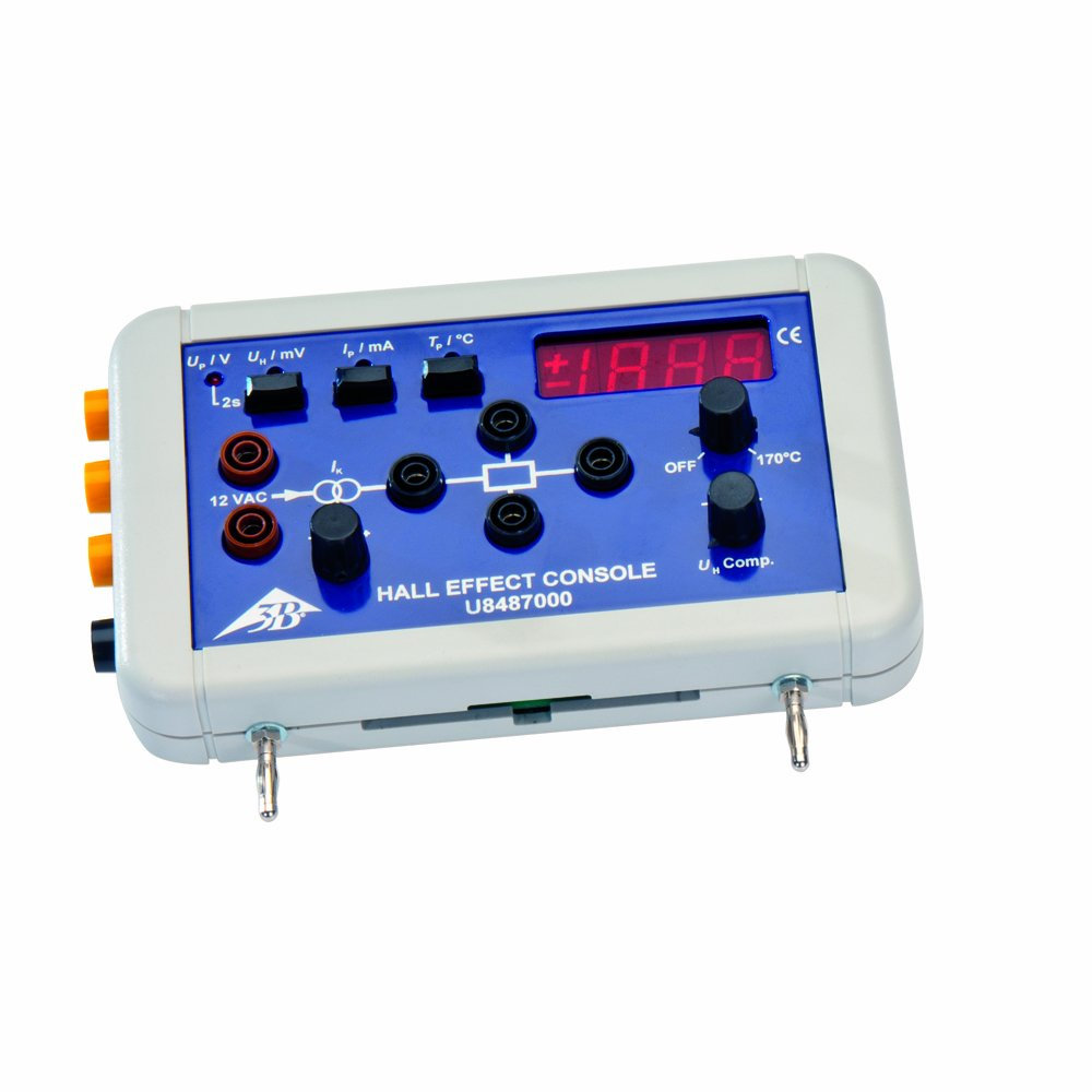 3B Scientific Hall Effect Basic Apparatus, 12 VAC