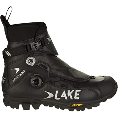 Lake Cycling MXZ303 Men's Winter Boot - Vibram Outsole - Thermosol Composite Insulated : Clothing
