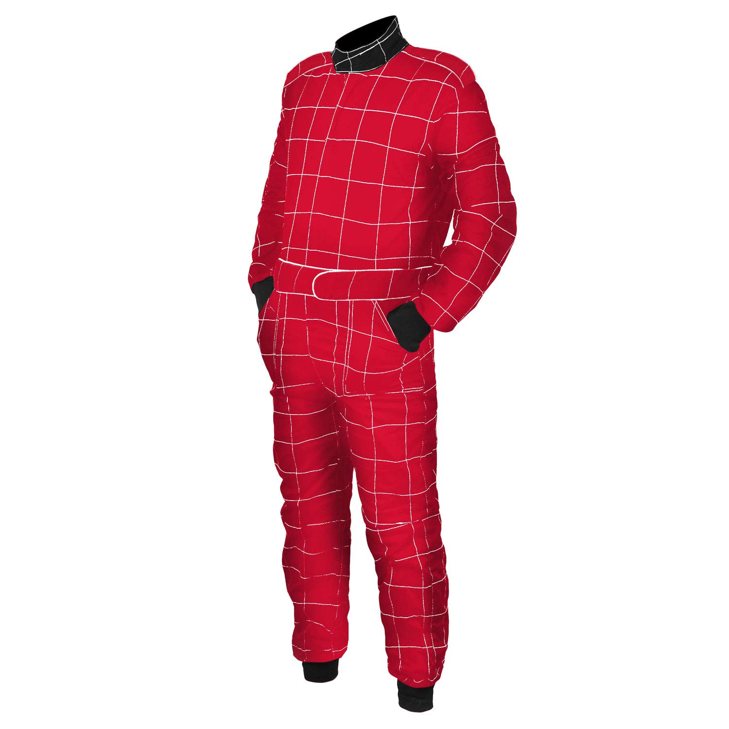 Sparx Sports Go Kart Racing Cart Karting Suit Red